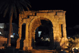 Tripoli was built on the site of the ancient Roman city of Oea