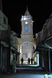 The Ottoman Clock Tower, Tripoli Medina