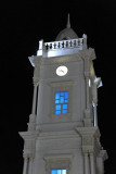 Ottoman Clock Tower at night, Tripoli