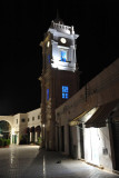 Clock Tower Square at night, Tripoli