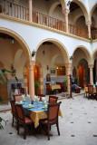 Courtyard, Zamit Hotel