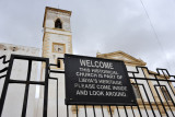 Welcome - This Historical Church is part of Libya's Heritage. Please Come Inside and Look Around