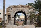 Arch of Marcus Aurelius - Tripoli Medina
