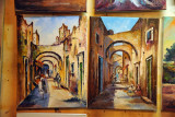 Paintings of the Tripoli Medina