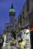 Tripoli Medina as night falls