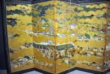 Views in and around the capital (Rakuchu rakugai-zu), Japan-Edo Period