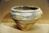 Earthenware bowl, Jomon Period, 2500-1500 BC