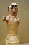 Haniwa in the form of female shaman, Kofun period (300-552)