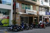 Emirates Airline Male' office, Ameer Ahmed Magu