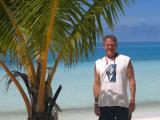 My travelling companion, Richard Graff
