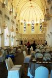 Chijmes' church is now a banquet hall