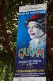 Cirque du Soleil in Singapore