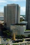 Raffles City from the Carlton