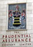 Mosaic on the Prudential Assurance Building, Wabera Street