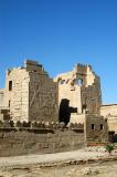 Medinat Habu Temple