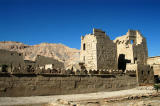 Medinat Habu Temple of Ramses III, Western Thebes