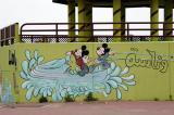 Mickey Mouse, Kuwait City