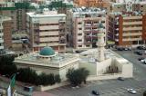 Mosque on Ahmad al-Jabar Street from the Arraya Centre