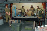 Iraqi command bunker