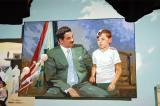 Saddam and British hostage Stuart Lockwood