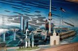 Kuwait city landmarks
