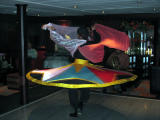 Whirling Dervish show, Aswan