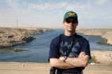 Roy on the Aswan High Dam