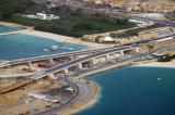 Palm Jumeirah Feb06 bridges