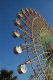 Giant wheel, Harborland Kobe