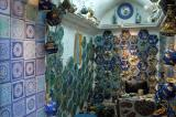 Persian tile shop