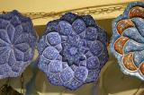 Enamel plates, Isfahan bazaar