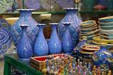 Enamel ware shop, Isfahan