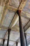Achaemenid style columnar porch