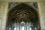Persian mirrorwork, Chehel Sotun Palace, 1706