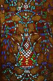 Stained glass window, Chehel Sotun Palace