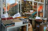 Shop with sweets, Tehran Bazaar