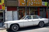 Big old American car, Shiraz
