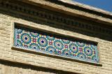 Mosaic tile panel, Tomb of Hafez