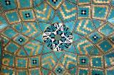 Inlaid mosaic tilework, Jameh Mosque, Yazd