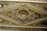Trompe d'oeille ceiling, Main Entrance Hall