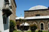 Mosque of the Eunuchs and Library, Third Courtyard