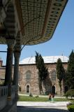 Patio of the Library of Ahmet III