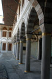 Courtyard of the Sultan's Formal Wives and Concubines (Consorts)