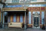 Imperial Hall, Harem of Topkapi Palace