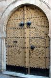 Impressive door, Tunis medina