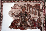 Man on a chariot - The Bardo could be better at labeling its collection