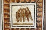 Mosaic of birds