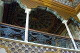 Architectural detail of the Palais du Bardo
