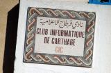 Modern mosaic - Club Informatique de Carthage