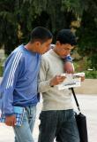 Tunisian students, Sbeitla